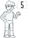 Dibu*Hito=5