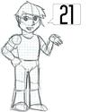 Dibu*Hito=21