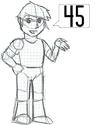 Dibu*Hito=45