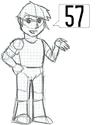 Dibu*Hito=57