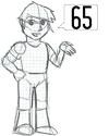 Dibu*Hito=65