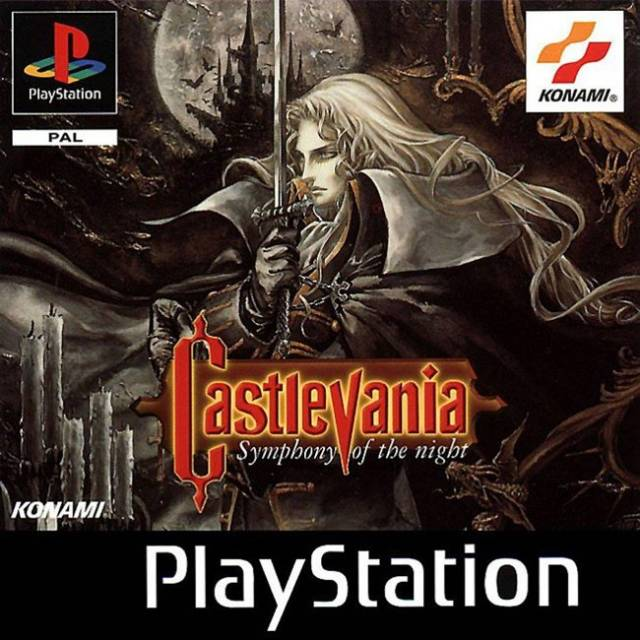 Análisis: Castlevania Symphony of the Night
