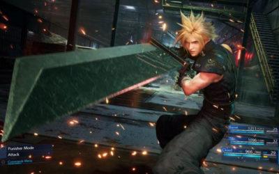 Así será el remake de Final Fantasy VII