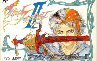 Bandas sonoras míticas: Final Fantasy II