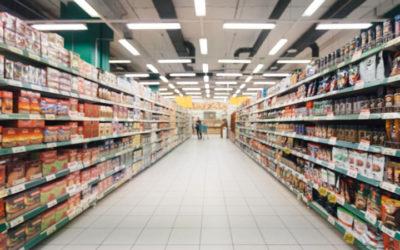 Infiltración en el supermercado