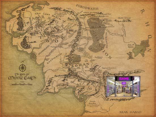 Me guié con este mapa