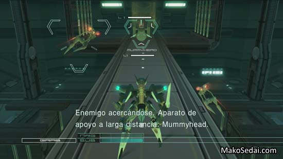 Análisis: Zone of the Enders: The 2nd Runner