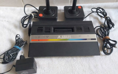 Mis primeros videojuegos