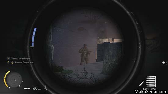 Análisis: Sniper Elite III