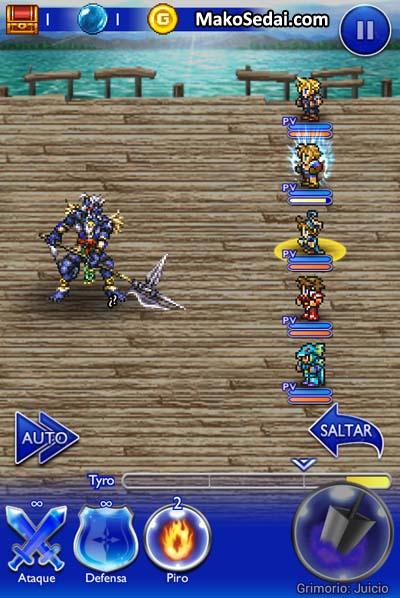 Análisis: Final Fantasy Record Keeper