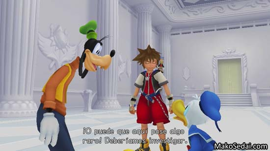 Análisis: Kingdom Hearts Re: Chain of Memories