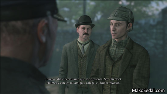 Análisis: Sherlock Holmes: Crimes and Punishments