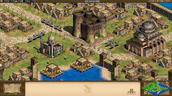 Versión HD de Age of Empires 2