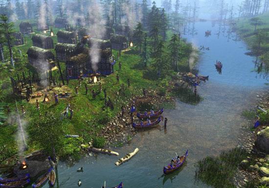 Age of Empires 3, con mejoras gráficas evidentes