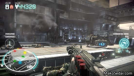 Análisis: Killzone: Mercenary