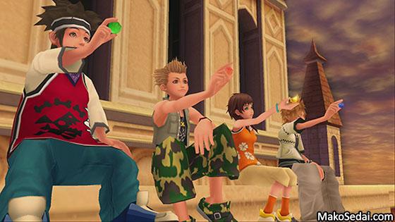 Análisis: Kingdom Hearts II