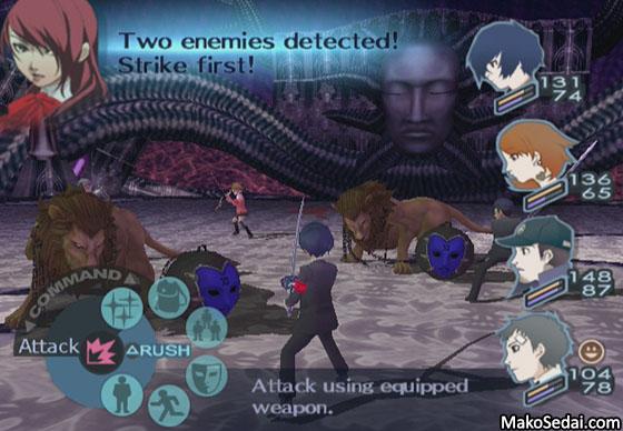 Análisis: Persona 3 FES