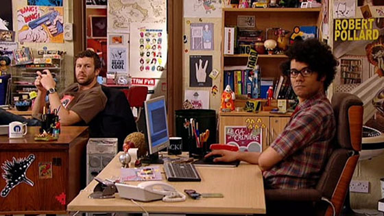 The IT Crowd (Los informáticos)
