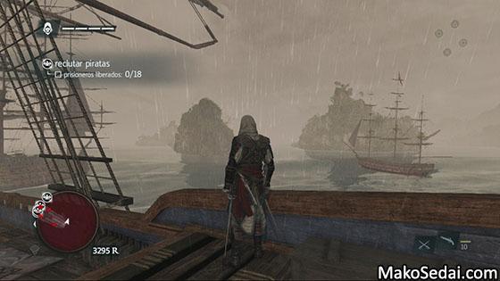 Análisis: Assassin's Creed IV: Black Flag