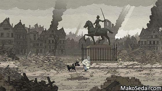Análisis: Valiant Hearts: The Great War