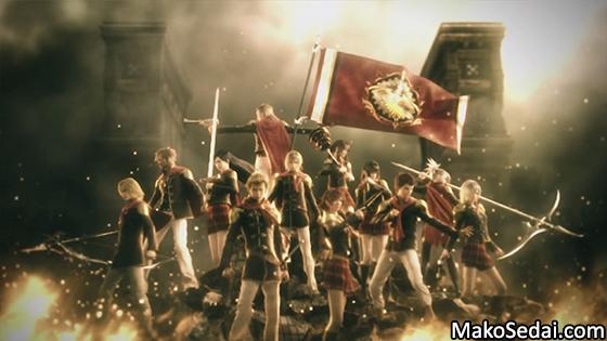 Análisis: Final Fantasy Type-0