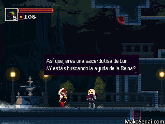 Análisis: Momodora: Reverie Under the Moonlight