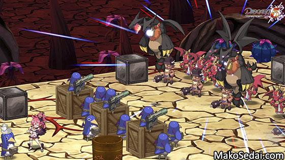 Análisis: Disgaea 5: Alliance of Vengeance