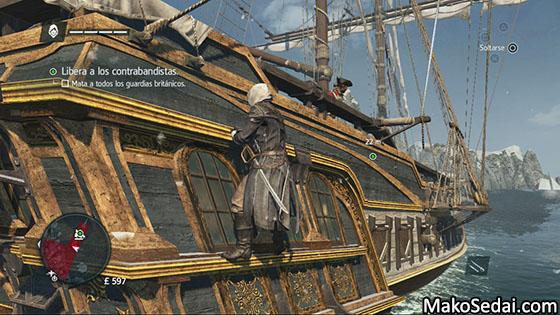 Análisis: Assassin's Creed Rogue