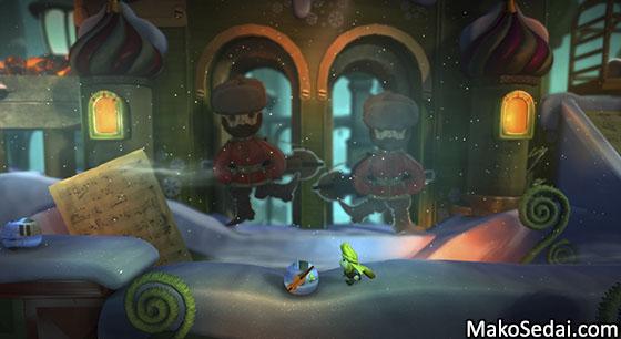 Análisis: LittleBigPlanet 3