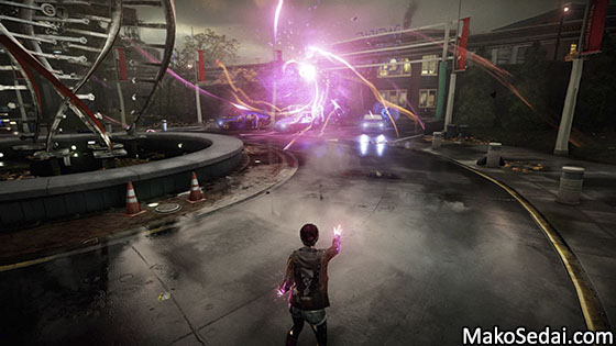 Análisis: InFamous: First Light