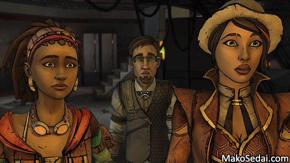 Análisis: Tales from the Borderlands