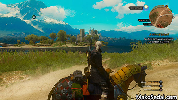 Análisis: The Witcher 3: Wild Hunt