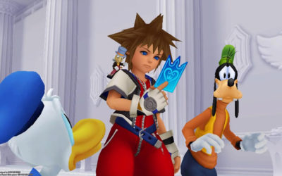 Guía argumental de Kingdom Hearts: Chain of Memories – Parte 1