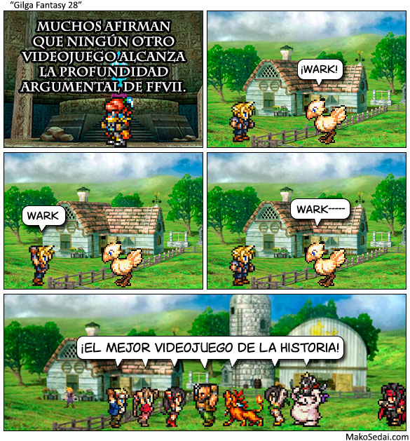 Gilga Fantasy – 28