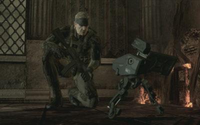 Guía argumental de Metal Gear Solid 4: Guns of the Patriots – Parte 1