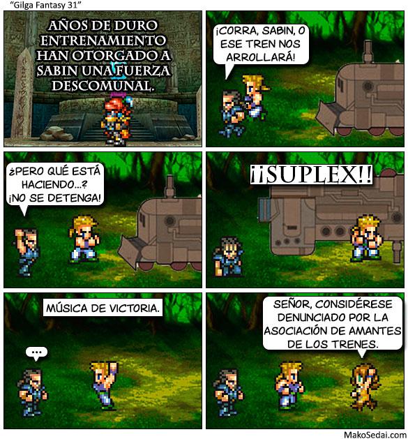 Gilga Fantasy – 31