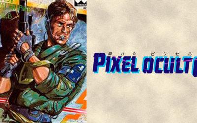 Píxel oculto – Metal Gear y Metal Gear 2: Solid Snake