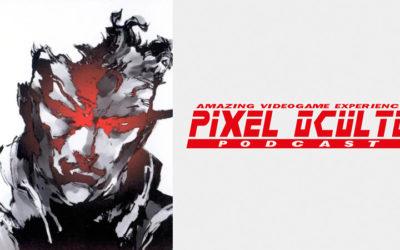 Píxel oculto – Metal Gear Solid