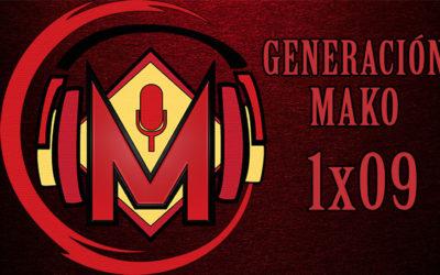 Generación Mako 1×09 – Damos asco todos