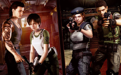 Guía argumental de Resident Evil: RE Remake + RE Zero