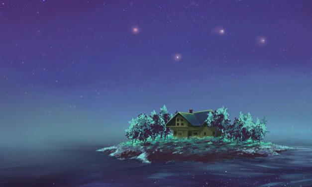 Primeros capítulos de Novaxioma: Cuatro Estrellas
