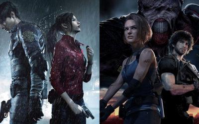 Guía argumental de Resident Evil: RE2 Remake + RE3 Remake