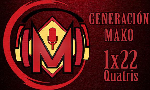 Generación Mako 1×22 Quatris – Gandalf llega a alguna parte